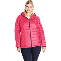 Columbia Womens Voodoo Falls 590 Turbo Down Hooded Jacket (Multi Colors)