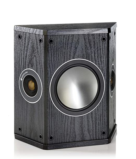 Monitor Audio Enceintes surround Bronze FX Noir