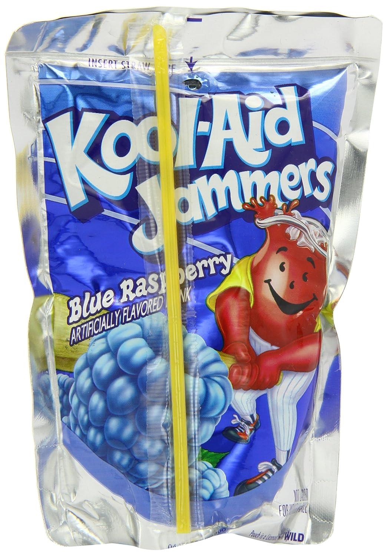 Blue Kool Aid uk Kool Aid Jammers Blue