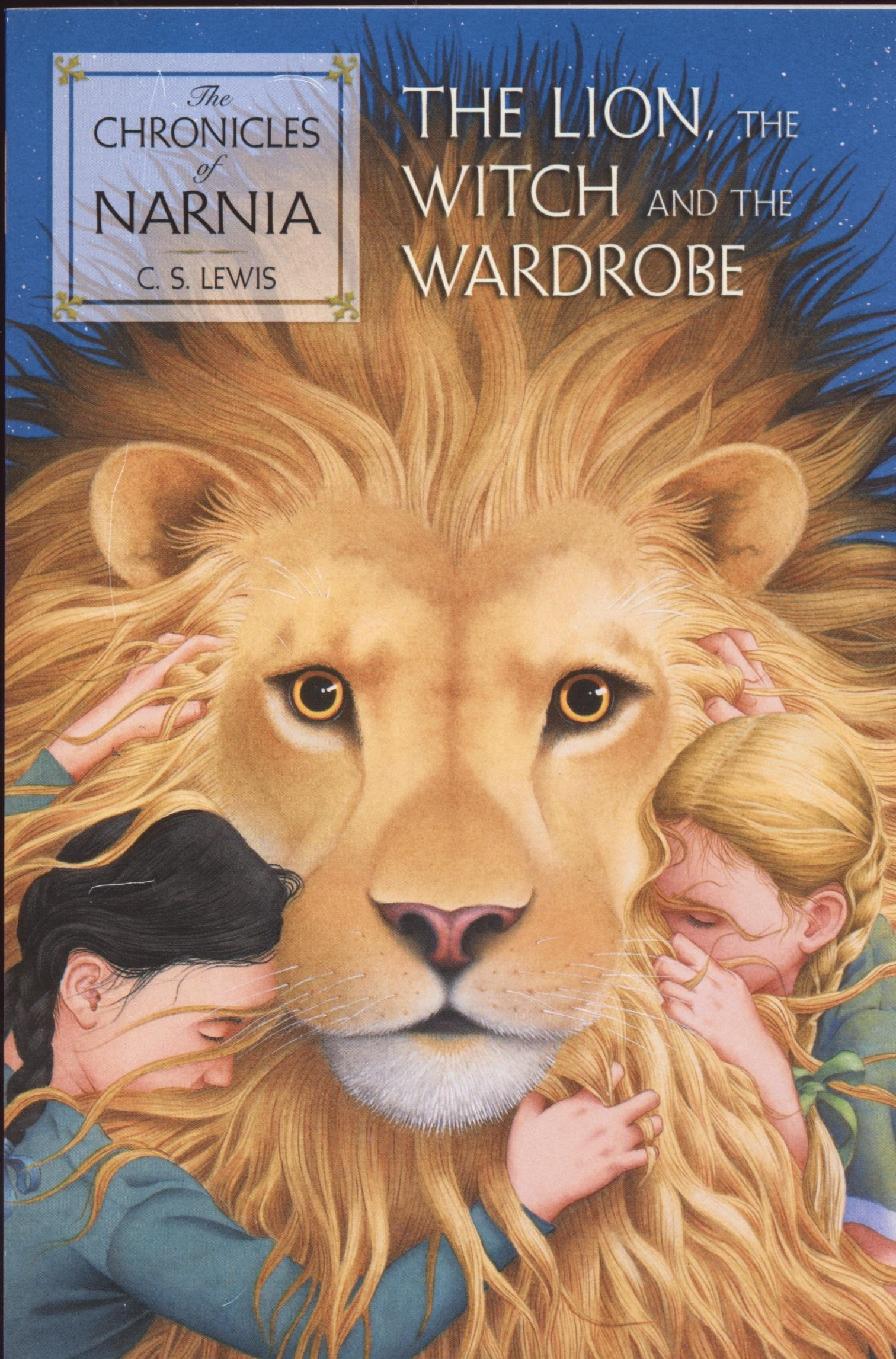 The Lion, the Witch and the Wardrobe (The Chronicles of Narnia), C. S. Lewis