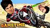 Face Smashing in Road Redemption