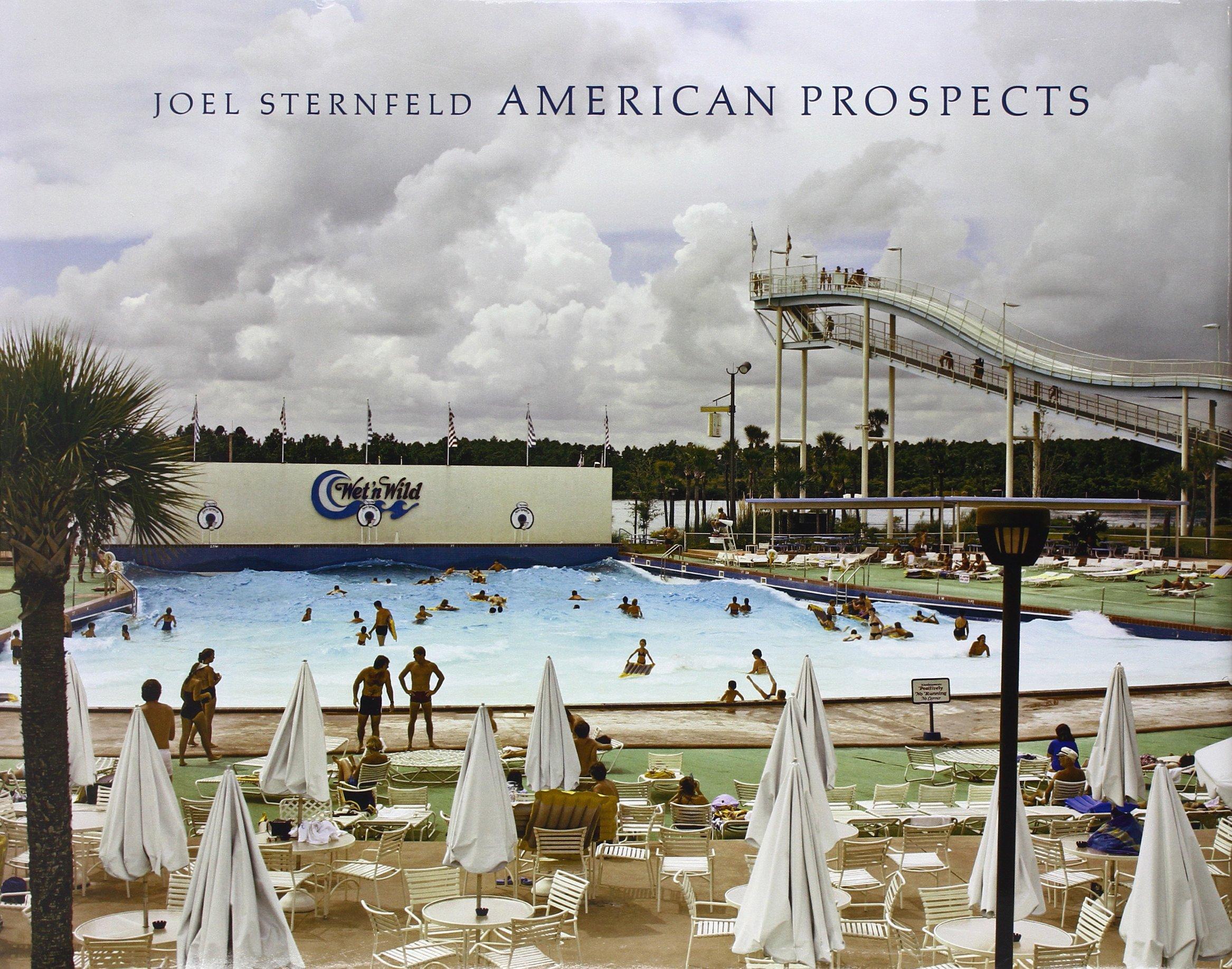 Joel Sternfeld American Prospects Steidl Joel Sternfeld American