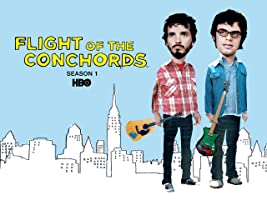 "Flight of the Conchords Season 1 - Ep. 1 ""Sally"""