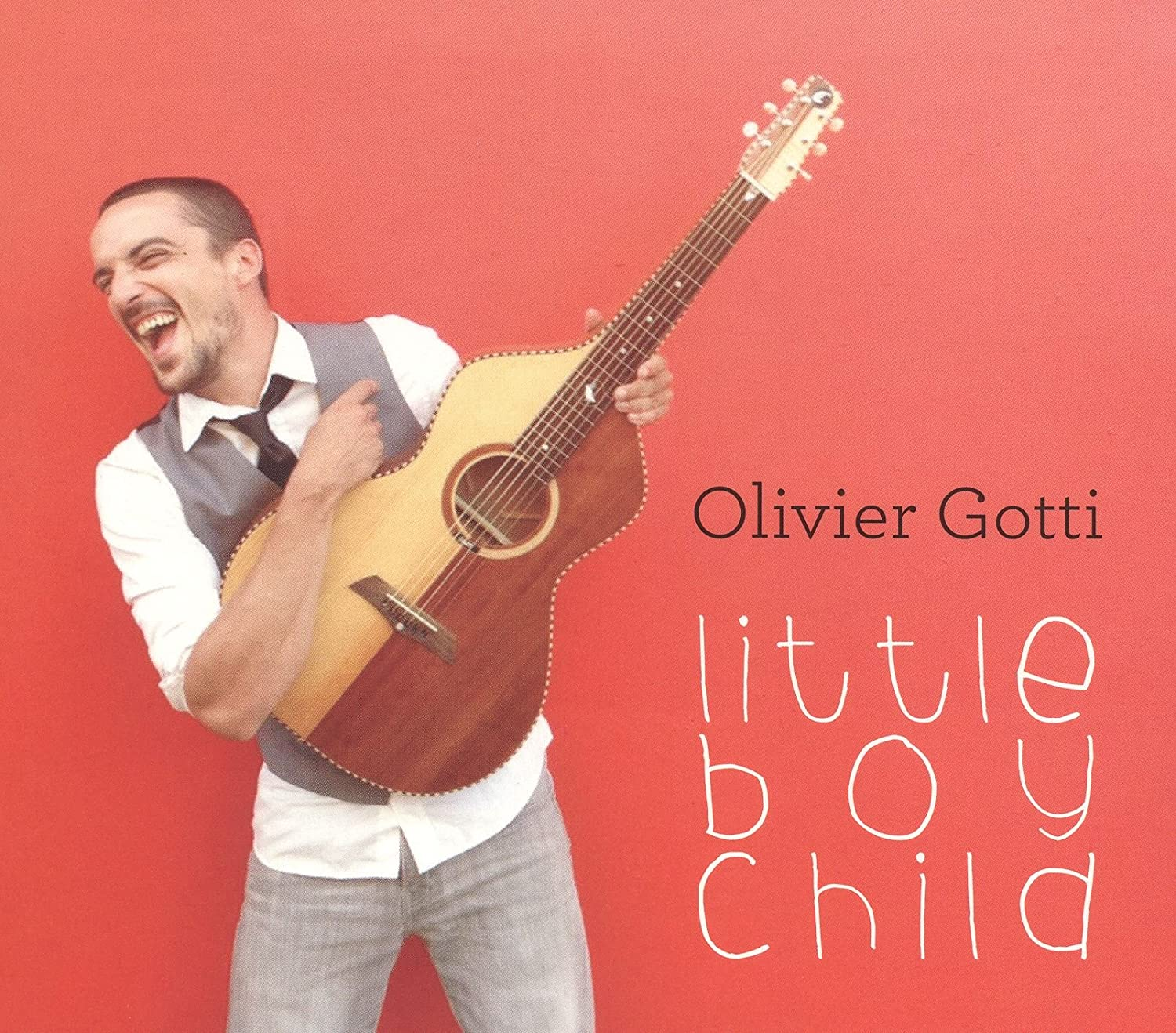 Olivier Gotti - Little Boy Child 91A7cxa6pwL._SL1500_