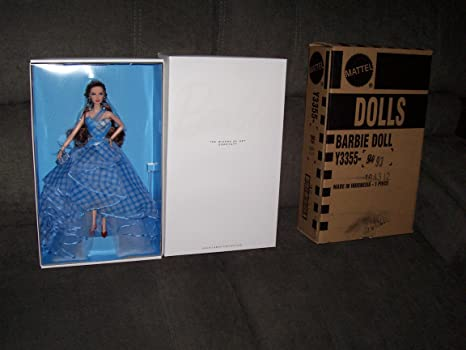 Mattel Barbie The Wizard of Oz Fantasy Glamour Dorothy Doll.