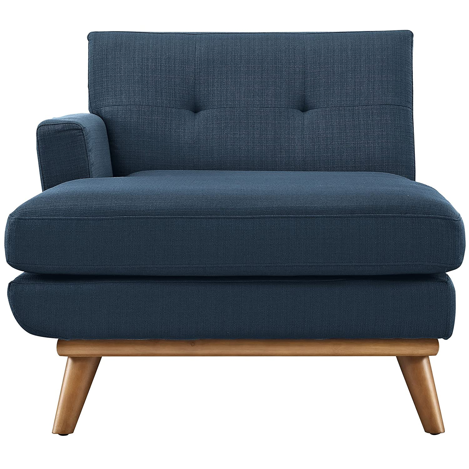 Engage Left-Arm Chaise - Azure
