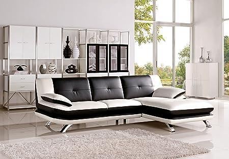 miraseo myhhc39w felipe eckcouch hochwertiges sofa in leder optik. Black Bedroom Furniture Sets. Home Design Ideas
