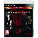 Metal Gear Solid V (5): The Phantom Pain - Day 1 Edition /ps3