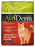AvoDerm Natural Chicken & Herring Meal Formula Adult Cat Food - 14 Pounds