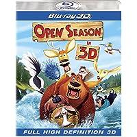 Open Season on Blu-ray 3D