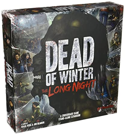 Jeu de plateau Dead of Winter: The Long Night