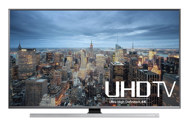 Samsung UN40JU7100 40-Inch 4K Ultra HD Smart LED TV