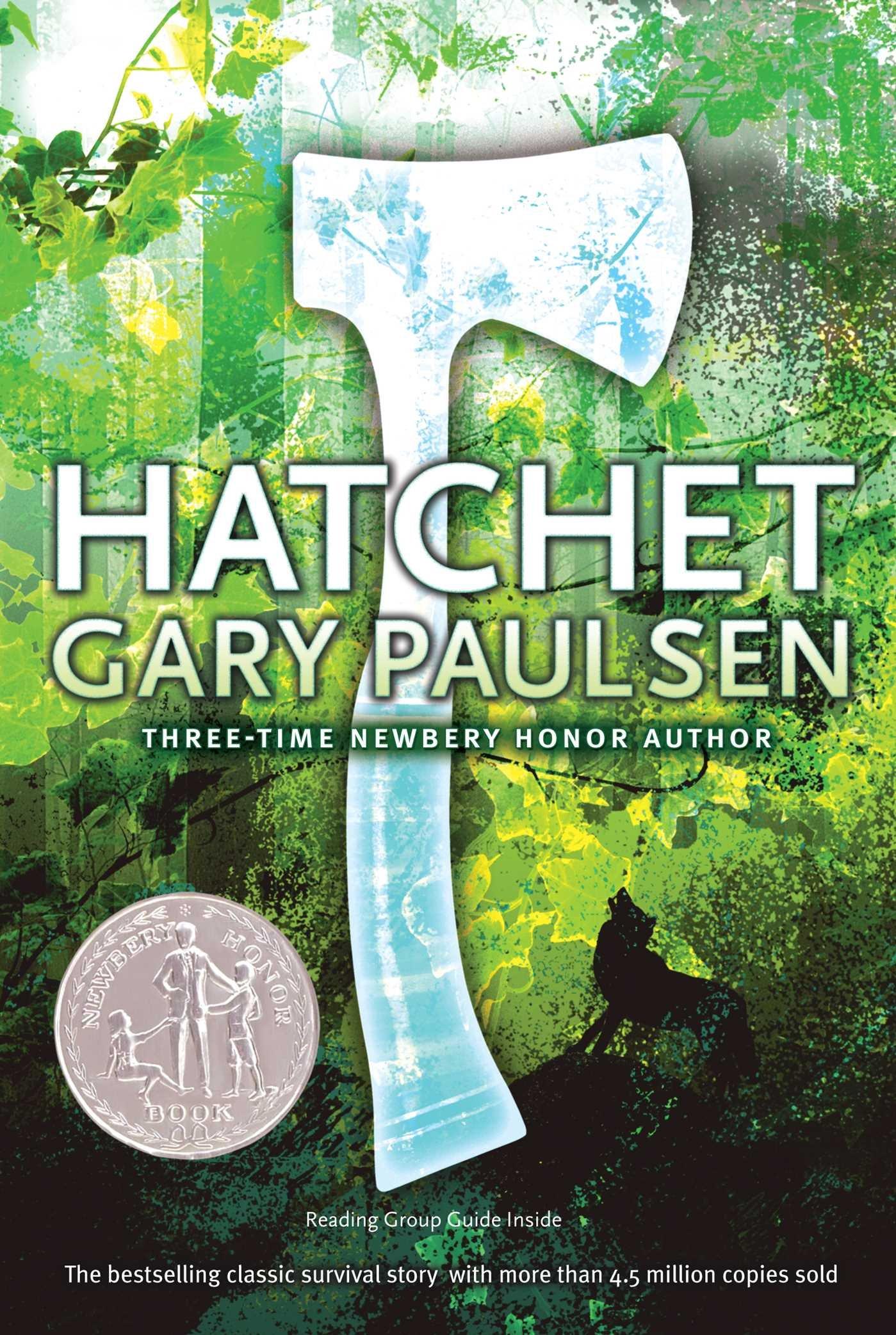 Hatchet Book Activities Hatchet Brian 39 s Saga Book