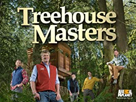 Treehouse Masters Season 1 [HD]