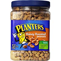 2-Pack Planters Roasted Honey Peanuts