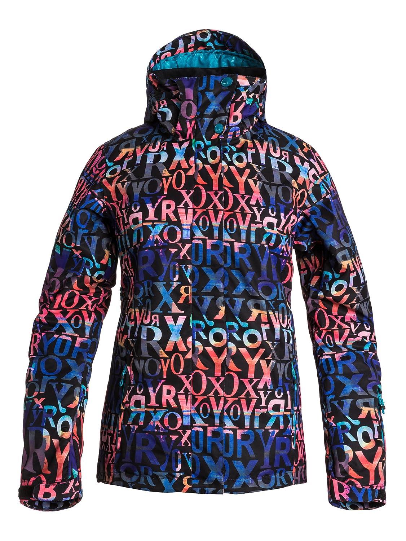 Roxy Damen Snow Jacke Jetty Jacket Deep B