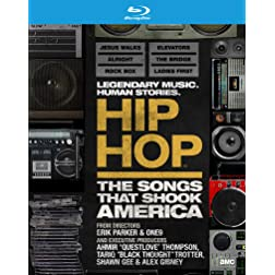 Hip Hop: The Songs That Shook America [Blu-ray]
