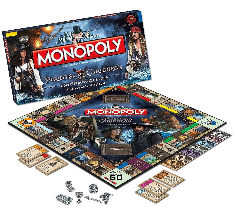 Monopoly Piratas del Caribe