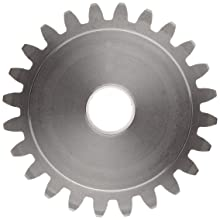 Boston Gear Spur Gear, Cast Iron, Inch, 5 Pitch