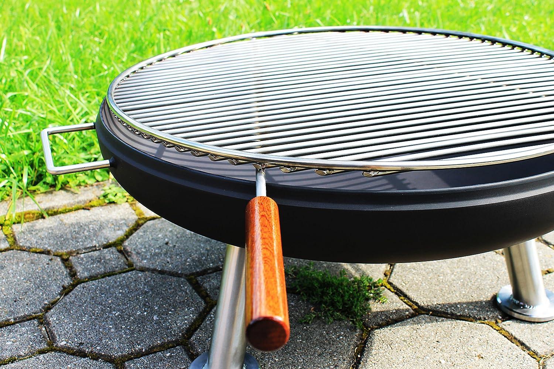 Edelstahl Grillrost für Feuerschale 80 cm, Auflegegrillrost, Profi-Grillrost in Top-Qualität! kaufen
