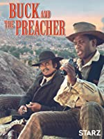 'Buck And The Preacher' from the web at 'http://ecx.images-amazon.com/images/I/91ASF+ZEn5L._UY200_RI_UY200_.jpg'