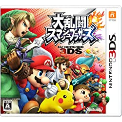 大乱闘 スマッシュ ブラザーズ for ニンテンドー 3DS Nintendo 3DS