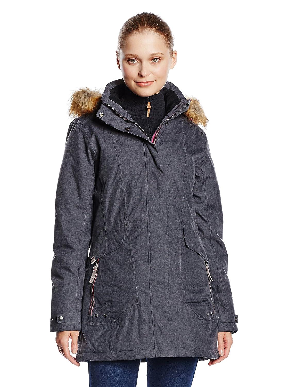 CMP Woman Shell Long Jacket Zip Hood CMP 3Z24746
