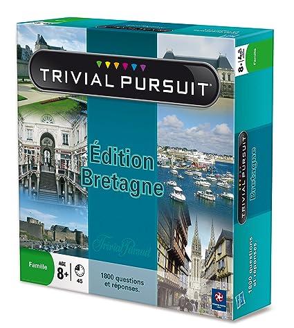 Winning Moves - 0342 - Jeu de Société - Trivial Purusit - Bretagne