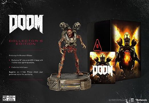 Doom: Collector's Edition - PlayStation 4