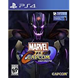 Marvel vs. Capcom: Infinite Deluxe Edition - Limited Edition Steelbook Packaging - PlayStation 4 (Color: Original Version)