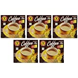 Naturegift- Weight Loss Diet Instant Coffee [Slimming] X 5 Boxes (Color: Black, Tamaño: 1 Pack (5 Count))