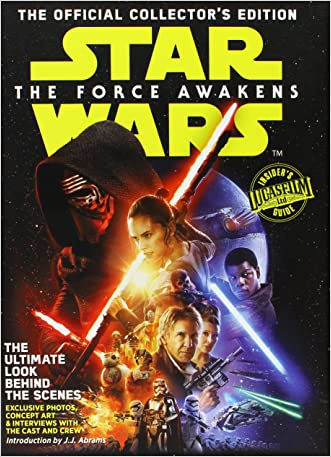 Star Wars - The Force Awakens: The Official Lucas Collector?s Edition