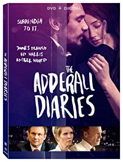 Book Cover: The Adderall Diaries