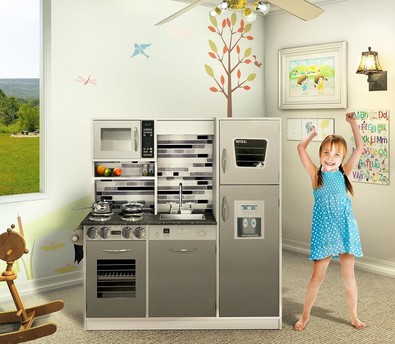 7 Kids And Us: Naomi Kids Gourmet Kitchen $119 Shipped