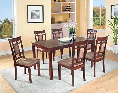 Table with 6 Side Chairs