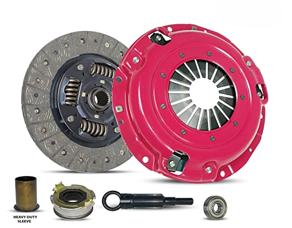 EFT STAGE 2 HD CLUTCH KIT /& CHROMOLY FLYWHEEL WORKS WITH w//COUNTER WEIGHT 04-11 MAZDA RX-8