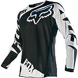 Fox Racing 2016 180 Race Men's Dirt Bike Motorcycle Jerseys - Black/Large