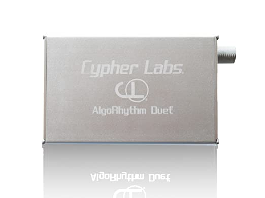 Cypher Labs Amplis casque AlgoRhythm Duet Silver