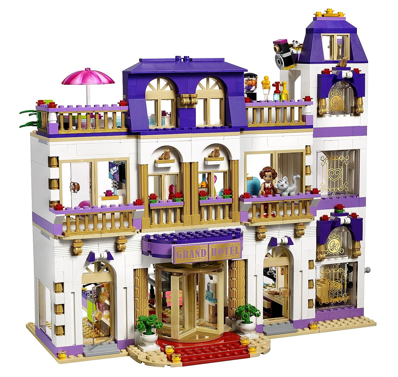 Lego Friends Heartlake Grand Hotel Building Set