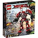 LEGO Ninjago Fire Mech 70615 Building Kit (944 Piece)