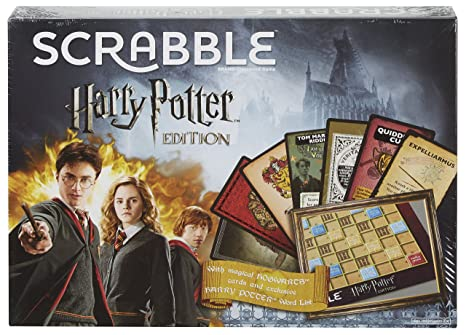 Scrabble DPR77 Jeu de Scrabble édition Harry Potter