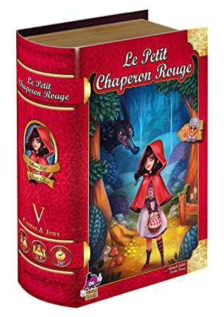 Purple Brain - 51266 - Le Petit Chaperon Rouge