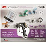 3M 16580 Accuspray Spray Gun System with Standard PPS (Tamaño: 1 Pack)