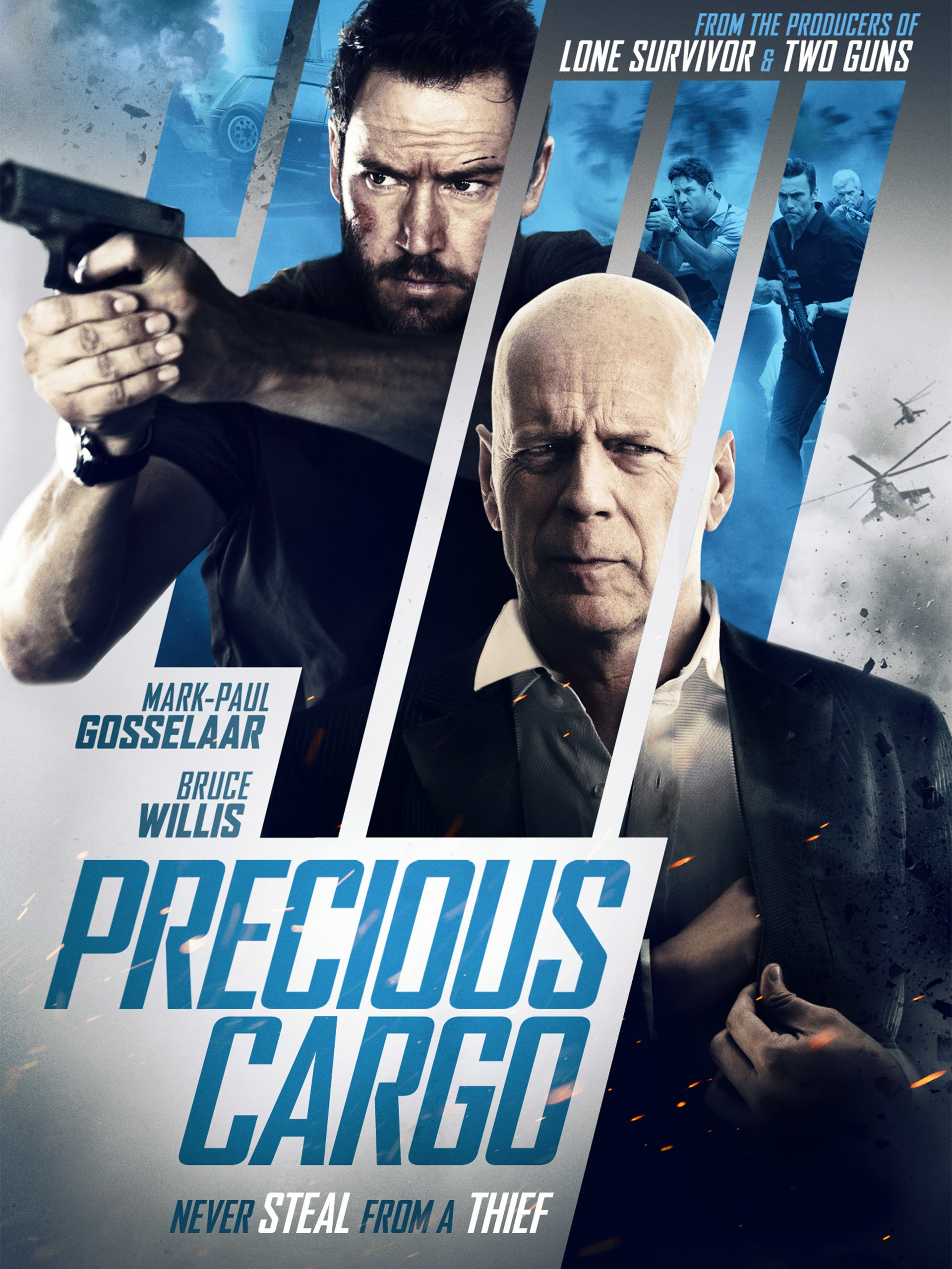 Watch 'Precious Cargo' on Amazon Prime Video UK