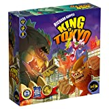 King of Tokyo Board Game - First edition (Color: Multi-colored)