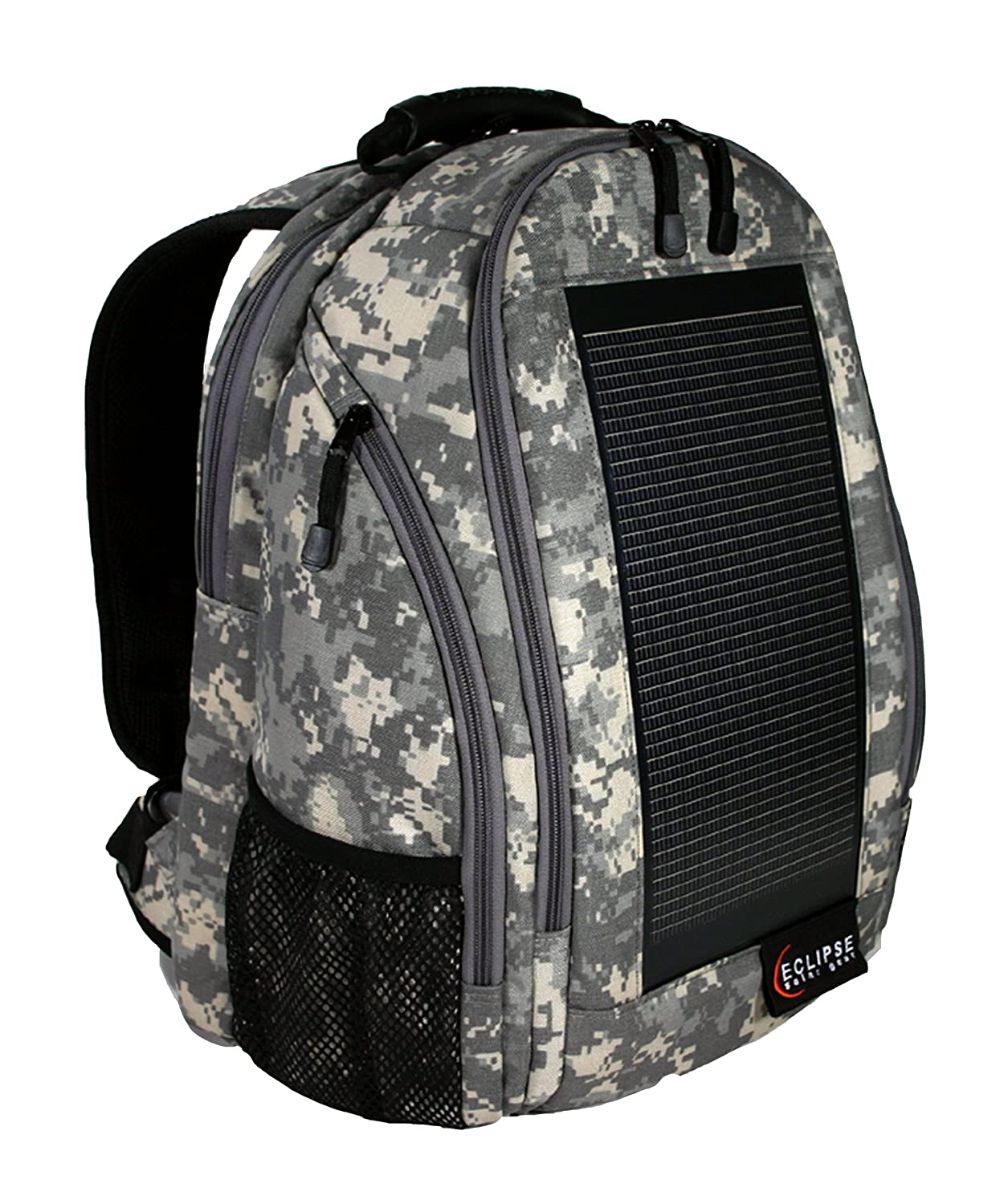 Eclipse Solar Backpack - Camo