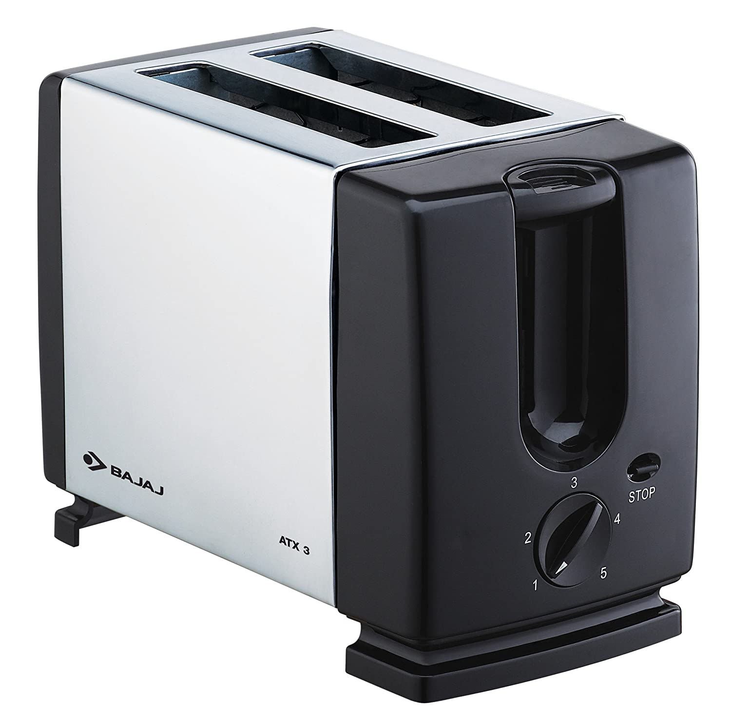 Buy Bajaj ATX 3 Metallic Auto Pop-up Toaster Online at Low Prices ... | {Toaster 37}