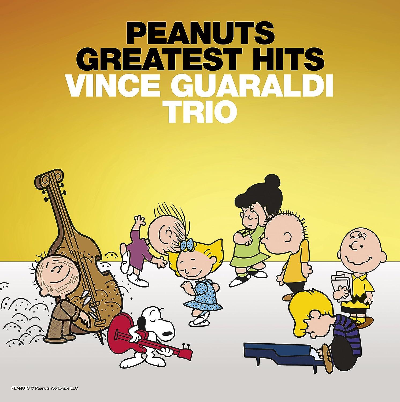 Vince Guaraldi Trio Peanuts Greatest Hits New Compilation