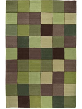 benuta tapis de salon salon moderne eden pixel pas cher cher vert 120x180 cm sans. Black Bedroom Furniture Sets. Home Design Ideas