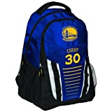 FOCO Golden State Warriors Franchise Backpack Gym Bag - Stephen Curry #30 (Color: Golden State Warriors, Tamaño: One Size)